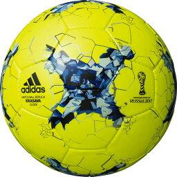 ボール クラサバ グライダー イエロー【adidas】アディダス サッカーボール 4号球16FW(AF4204YB)*20