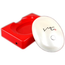 ララルーチュ(キャネット)(超音波美顔器) 【送料無料】キャネット ヴィドシー美顔器 CS-1000血流促進 疲労 緩和 筋肉 振動 サロン 自宅 半導体セラミックス 肌にあてるだけ リラックス