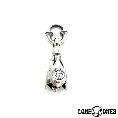 【LONE ONES】ロンワンズ【送料無料】【あす楽】/KF Pendant: Tear Bell -Small ティアベル-スモール/シルバーペンダント