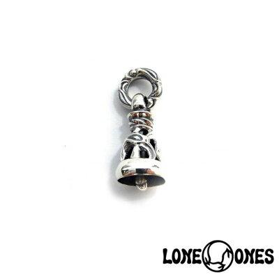 【LONE ONES】ロンワンズ【送料無料】【あす楽】/MF Pendant: Dove Bell - Small ドーブベル スモール/シルバーペンダント
