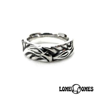 【LONE ONES】ロンワンズ【送料無料】【あす楽】/MF Ring: Love Bite ラブバイトリング/シルバーリング