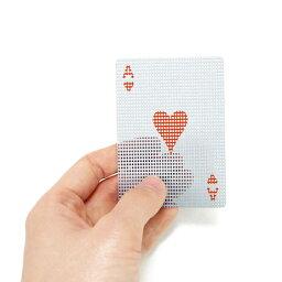 マイクロドッツトランスパレント  【メール便可 送料280円】 MICRO DOTS TRANSPARENT CARD マイクロ ドッツ トランスパレント カード トランプ 不思議 カードゲーム