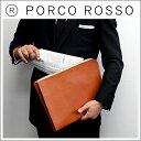 セカンドバッグ 【全品ポイント10倍】PORCO ROSSO(ポルコロッソ)L字クラッチバッグ(Mサイズ) [nouki4]