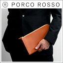 セカンドバッグ 【全品ポイント10倍】PORCO ROSSO(ポルコロッソ)L字クラッチ(Sサイズ) [nouki4]