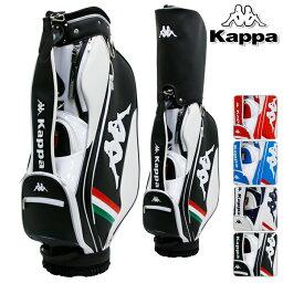 カッパ 【KG718BA21】KAPPA GOLF-カッパゴルフ- キャディバッグ フードつき【キャディーバッグ】【ゴルフバッグ】【ゴルフ用品】