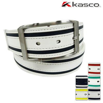 【KBT-1739A】【20%OFF】KASCO-キャスコ- (メンズ) ベルト【17】【小物・ベルト】