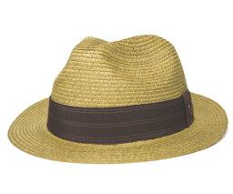 グーリン ブラザーズ Goorin Brothers グーリン ブラザーズ Fields フィールズ Brown White 帽子 ハット 中折れハット ストローハット 麦わら帽子 メンズ レディーズ 男女兼用