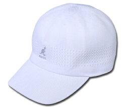 カンゴール KANGOL(カンゴール) キャップ TROPIC VENTAIR SPACE CAP, White