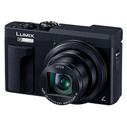 LUMIX 【送料無料】PANASONIC DC-TZ90-K ブラック LUMIX TZ [コンパクトデジタルカメラ(2030万画素)]