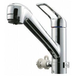 タカギ タカギ JL226MK-NNGR エコシリーズ [蛇口一体型浄水器 みず工房 お湯分岐タイプ 寒冷地仕様]