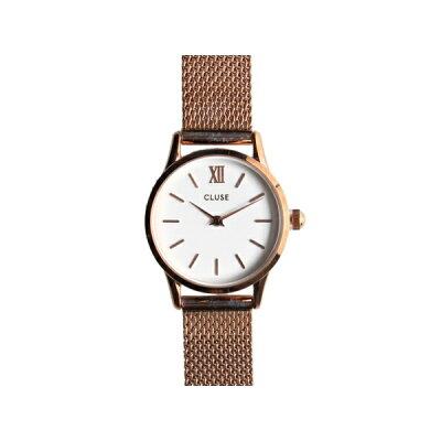 [クルース] S) CL50006 腕時計 LA VEDETTE 24 MESH ラ ヴェデット メッシュベルト 全5色 レディース [キャンセル・変更・返品不可]