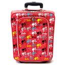 バービー バービー Barbie キャリーバッグ 12436 タイヤ付きバッグ 鞄 かばん メール便不可