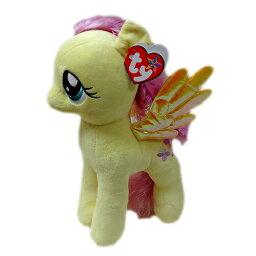 ビーニーベイビーズ マイリトルポニー ぬいぐるみ XL ( フラッターシャイ ) 12647 My Little Pony Fluttershy ty Beanie Babies ビーニーベイビーズ おもちゃ キッズ 人形 女の子 かわいい キャラクター 雑貨 グッズ メール便不可