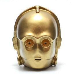 キャラクターグッズ(ぬいぐるみ・フィギュア・割れない貯金箱など) STAR WARS(スターウォーズ) コインバンク C3PO 10952 映画 貯金箱 グッズ キャラクター インテリア メール便不可