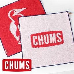 チャムス CHUMS チャムス Logo Hand Towel ロゴハンドタオル CH62-1059 / タオル ハンカチ ループ付 アウトドア 登山 グッズ 吸水 今治タオル 日本製 新作 【ネコポス可】