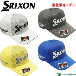 ダンロップ 【即納!】ダンロップ スリクソン 5方型ゴルフキャップ SMH7140 [DUNLOP SRIXON 帽子 限定品]【あす楽対応】