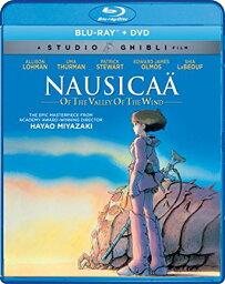 風の谷のナウシカ DVD 風の谷のナウシカ [Blu-ray] ≪北米版≫ (2枚組Blu-ray/DVDコンボ) (オリジナル日本語・英語) 並行輸入