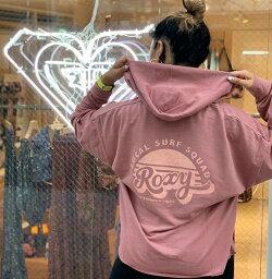 ロキシー パーカー レディース アウトレット価格 ROXY ロキシー アウトレット価格 ROXY ロキシー クロップド丈 スウェット パーカー NEW ROXY 70'S HOODIE Tシャツ ティーシャツ Tシャツ ティーシャツ