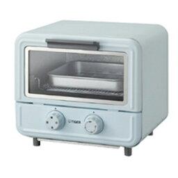 タイガー タイガー オーブントースター「やきたてぷちはこ」 KAO‐A850ブルー (A)