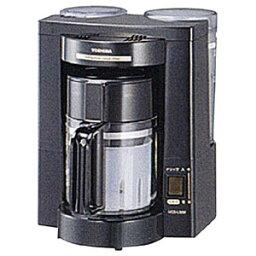 東芝 東芝 コーヒーメーカー(ミル付き) HCD−L50M(K)(ブラック)