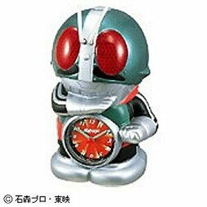 リズム時計工業 目覚まし時計「仮面ライダー」  4SE502RH05