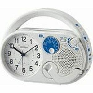 リズム時計工業 目覚まし時計「ディフェリアR04」 4RQA04‐003