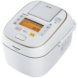 おどり炊き ECJ-XW100 パナソニック 可変圧力IHジャー炊飯器「Wおどり炊き」(5.5合) SR‐PW106‐W (スノークリスタルホワイト)(送料無料)