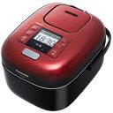 おどり炊き ECJ-XW100 パナソニック 可変圧力IH炊飯ジャー「Jコンセプト 可変圧力おどり炊き」(3合) SR−JX056−K (豊穣ブラック)(送料無料)