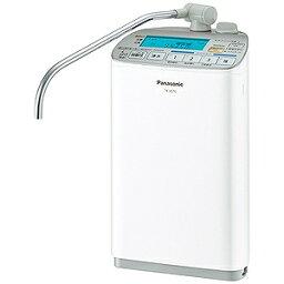 パナソニック パナソニック 還元水素水生成器 TK‐HS70‐W (パールホワイト)(送料無料)