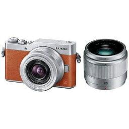 パナソニック パナソニック LUMIX GF9【ダブルレンズキット】(オレンジ/ミラーレス一眼カメラ) DC−GF9W−D(送料無料)