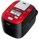 おどり炊き ECJ-XW100 パナソニック 可変圧力スチームIH炊飯ジャー「Wおどり炊き」(5.5合) SR−SPX107−RK (ルージュブラック)(送料無料)