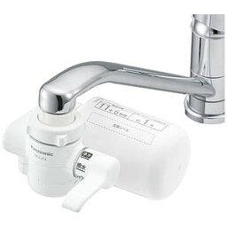 パナソニック パナソニック 蛇口直結型浄水器 TK−CJ12−W (ホワイト)(送料無料)