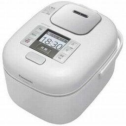 おどり炊き ECJ-XW100 パナソニック 可変圧力IH炊飯ジャー 「Wおどり炊き」(3合) SR−JW057−W 豊穣ホワイト(送料無料)