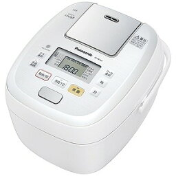 おどり炊き ECJ-XW100 パナソニック 可変圧力IH炊飯ジャー 「可変圧力 おどり炊き」(5.5合) SR−PB107−W ホワイト(送料無料)