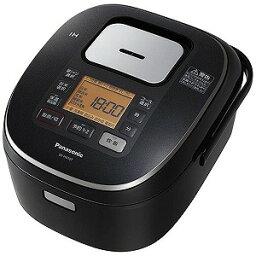 おどり炊き ECJ-XW100 パナソニック IH炊飯ジャー 「大火力おどり炊き」(5.5合) SR−HB107−K ブラック(送料無料)