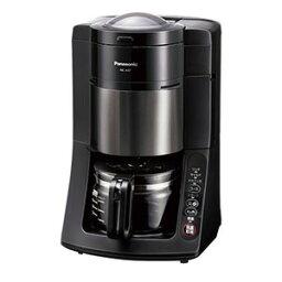 パナソニック コーヒーメーカー パナソニック 沸騰浄水コーヒーメーカー NC−A57−K ブラック