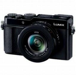 LUMIX パナソニック Panasonic コンパクトデジタルカメラ LUMIX(ルミックス) DC−LX100M2−K ブラック