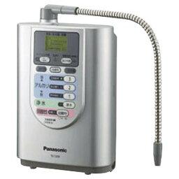 パナソニック パナソニック アルカリイオン整水器 TK7208P‐S (クリスタルシルバー)(送料無料)