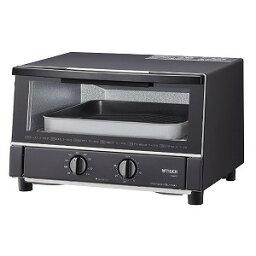 タイガー タイガー TIGER オーブントースター 「やきたて」 [1300W/食パン2枚] KAM−S130 マットブラック