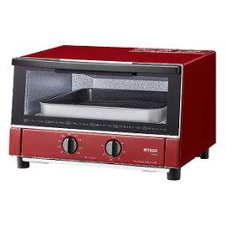 タイガー タイガー オーブントースター 「やきたて」 [1300W/食パン3枚] KAM−S130 グロスレッド