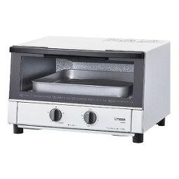 タイガー タイガー オーブントースター 「やきたて」 [1300W/食パン3枚] KAM−R130 マットホワイト