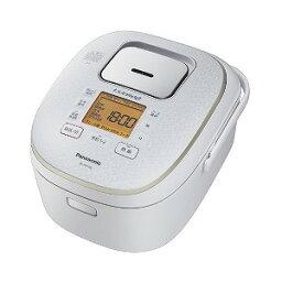 おどり炊き ECJ-XW100 パナソニック Panasonic 炊飯器 「大火力おどり炊き」[5.5合/IH] SR−HX109 ホワイト