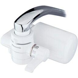 パナソニック パナソニック 蛇口直結型浄水器 TK‐CJ01‐W (ホワイト)