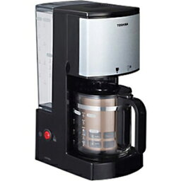 東芝 東芝 コーヒーメーカー HCD‐6MJ(K)(ブラック)