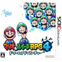 マリオ&ルイージRPG4 任天堂 ニンテンドー3DSソフト マリオ&ルイージRPG4 ドリームアドベンチャー