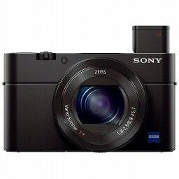 サイバーショット ソニー コンパクトデジタルカメラ「サイバーショット」 DSC‐RX100M3(送料無料)