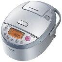 おどり炊き ECJ-XW100 パナソニック 可変圧力IH炊飯ジャー(5.5合炊き)「おどり炊き」 SR‐PB1000‐S (シルバー)(送料無料)