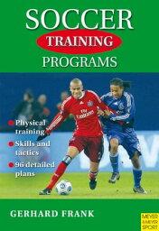 関連書籍 Soccer Training Programs【電子書籍】