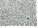 スワトウ 【家宝級・最上級】《レア物》スワトウ技法の集大成!〜繊細を極めた見事な手刺繍〜スワトウ手刺繍ハンカチ