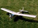 飛行機 ! 【ムサシノ模型飛行機研究所】 00003 スカイカンガルー号 [RC飛行機 バルサ製組立キット] (未組立) ≪ラジコン≫